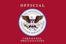 Logo of President's Volunteer Service Award