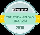 GoAbroad.com Top Study Abroad Program 2018
