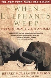 When Elephants Weep