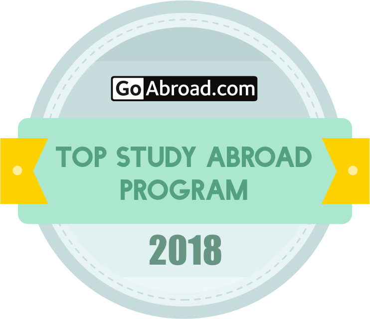GoAbroad.com Top Study Abroad Program 2018
